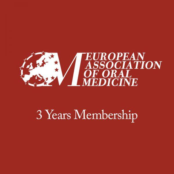 eaom 3 year membership